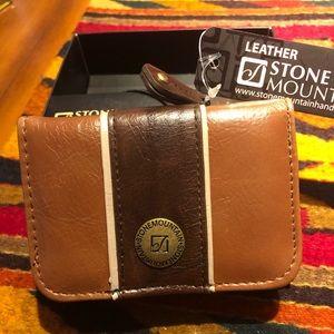 Stone Mountain Wallet - NWT